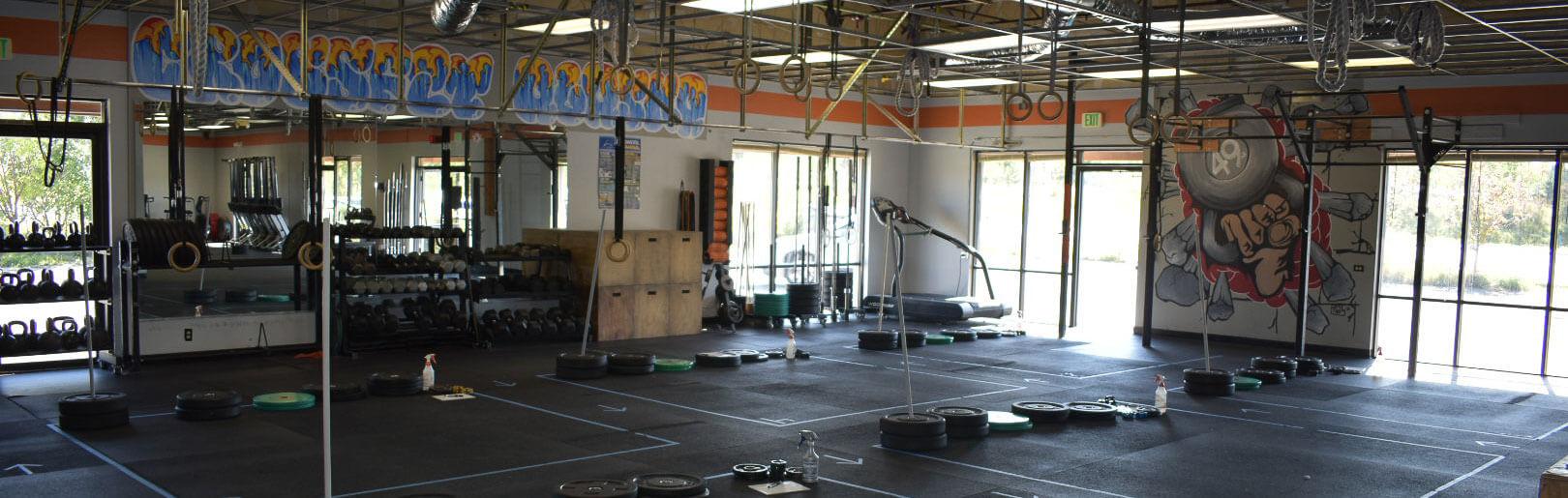 CrossFit Alaska gym
